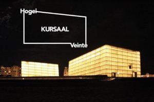 fotos del palacio de congresos kursaal en la desembocadura del rio urumea y cerca de la playa de la zurriola